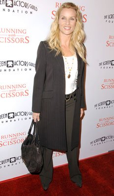 Nicollette Sheridan at the Los Angeles premiere of TriStar Pictures' Running With Scissors