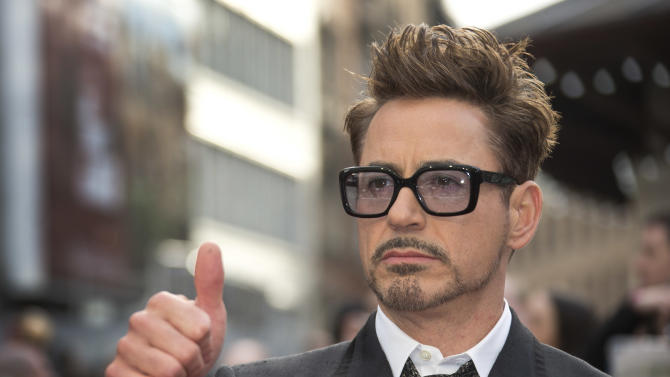 Downey Jr. signs on for 2 more 'Avengers' films