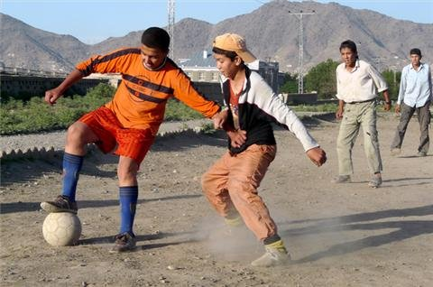 Afghanistan to launch football league