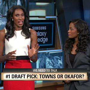 We Need To Talk: Towns or Okafor as #1 draft pick?