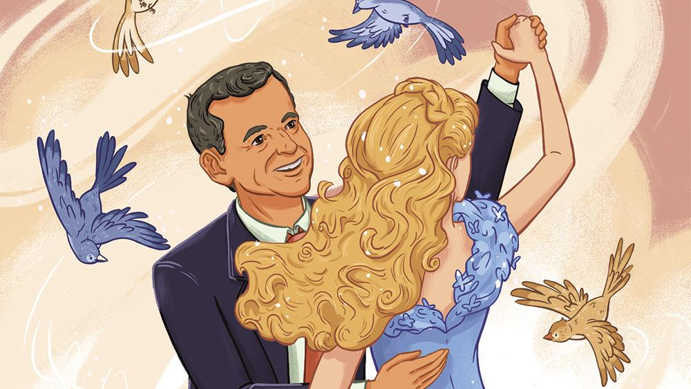 Is Bob Iger Playing It Safe by Keeping Disney in the Fairy-Tale Space?
