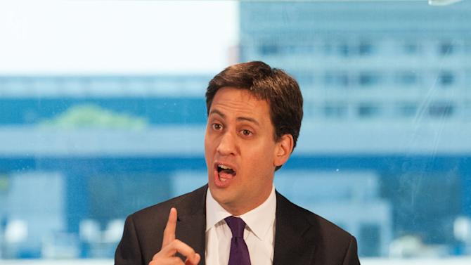 Miliband warning to developers