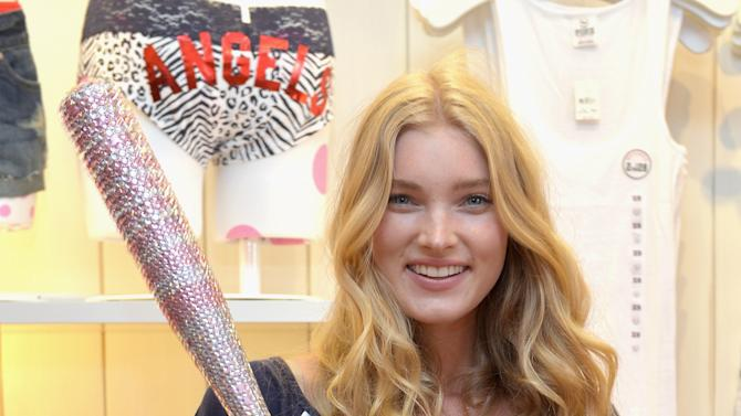 Victoria's Secret PINK Nation Launches MLB Collection At PINK Fashion Island Store