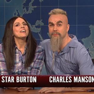 Weekend Update: Charles Manson