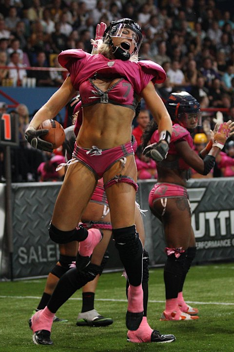 Lingerie Football League All-Star Tour - Game 1