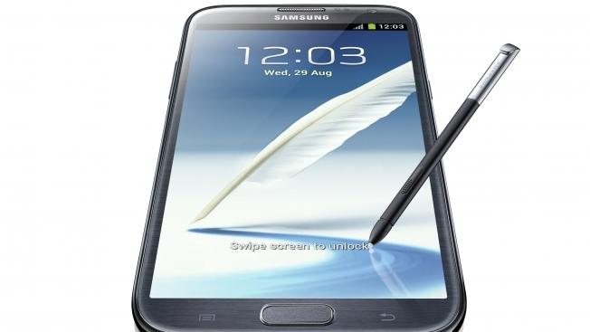 AT&T adds Galaxy Note II (again) and three more Samsung devices to its fall portfolio
