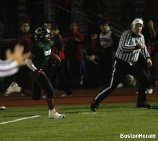 Boston Cathedral WR &quot;Shorty&quot; Bermudez