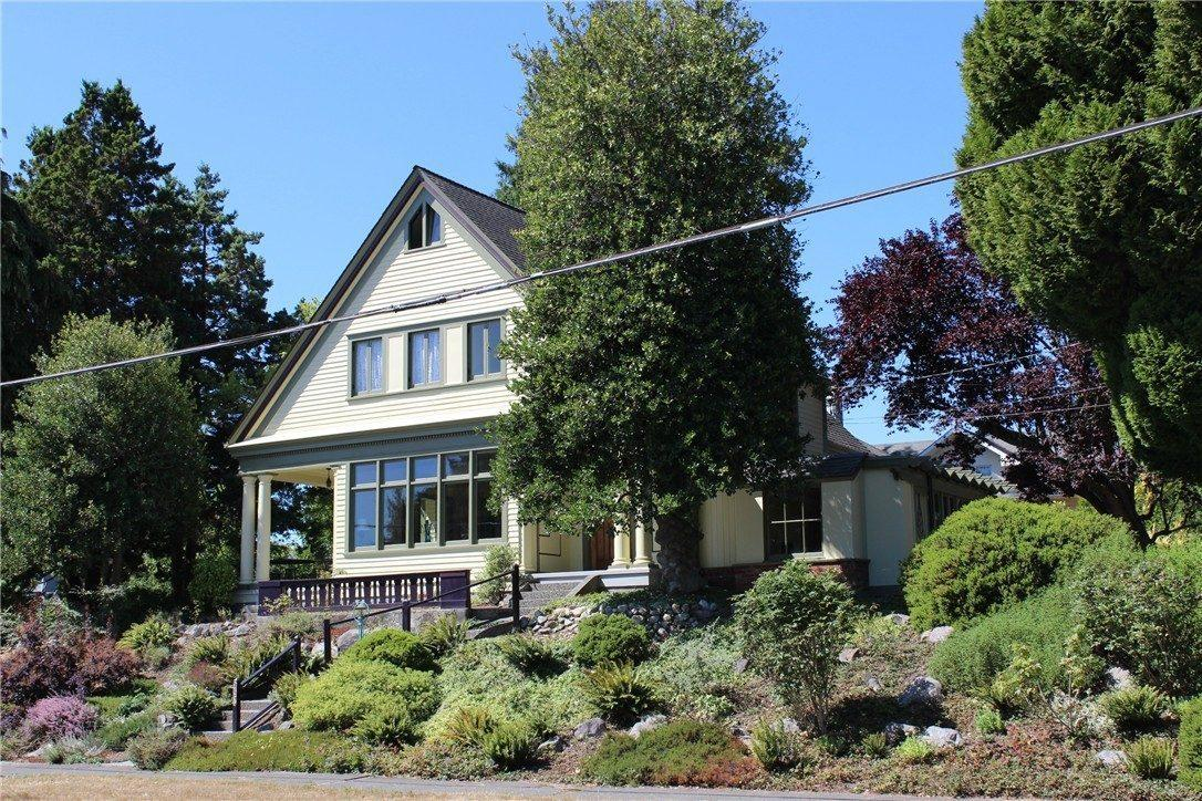 On The Market: Architect Stanley Shaw's Longtime Tacoma Home Asks $425K