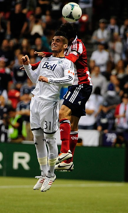 MLS: Chivas USA at Vancouver Whitecaps
