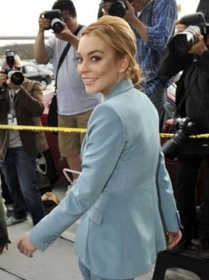 Venice: Lindsay Lohan Is a No-Show