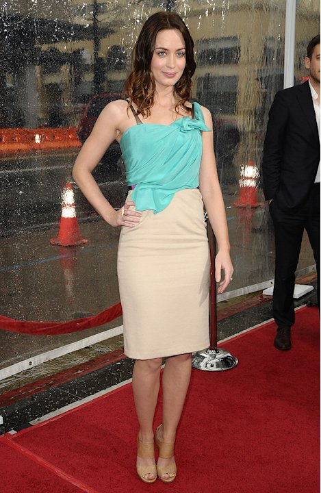 Gulliver's Travel LA Premiere 2010 Emily Blunt