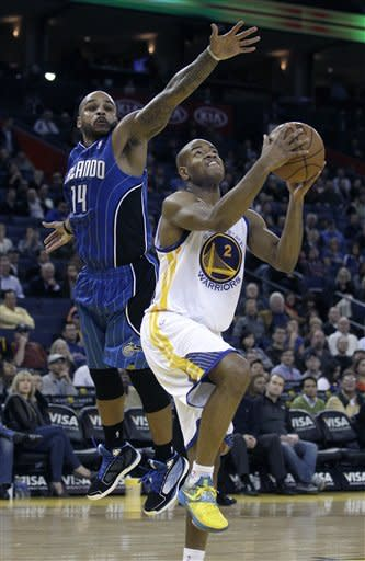 Magic outlast Warriors 102-94 for 2nd straight win