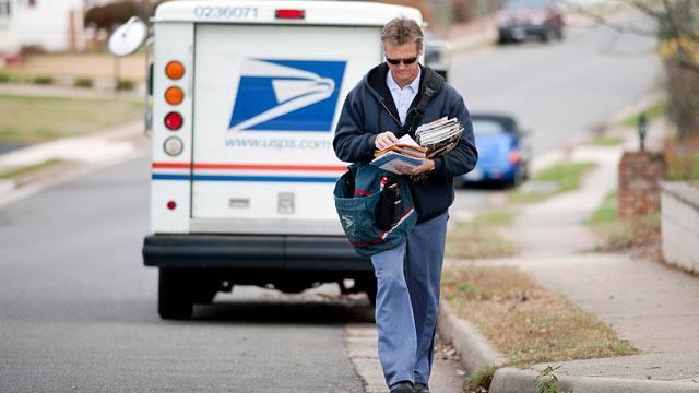 Postal Service Could Eliminate 1-Day Delivery