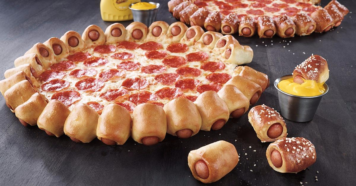 Attention: Hot Dog Bites Pizza is Real