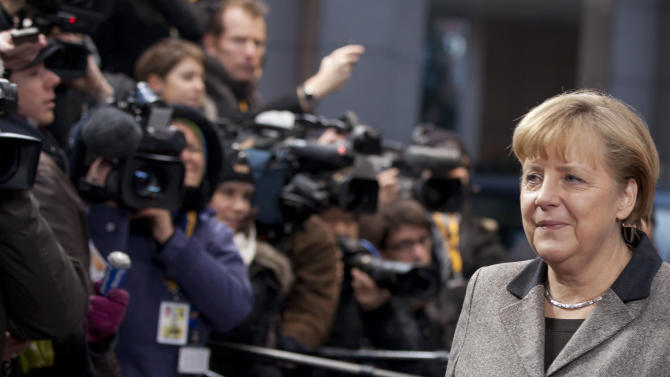 Glance: A look at the EU's key decisions in 2012