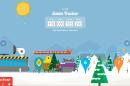Google on Wednesday launched a google.com/santatracker website offering reindeer games, elf antics and updates on beloved gift-giver Kris Kringle as children worldwide count down to Christmas eve.