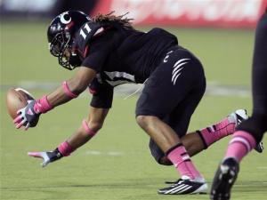 Big plays lift No. 21 Bearcats over Fordham, 49-17