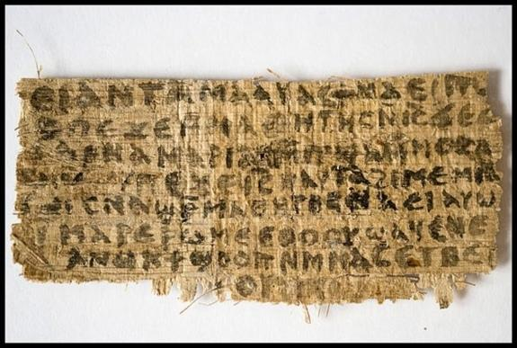 'Gospel of Jesus's Wife': Records Hint at Improbable Journey of Controversial Papyrus