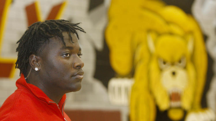 High School Football: National Signing Day-Montravius Adams