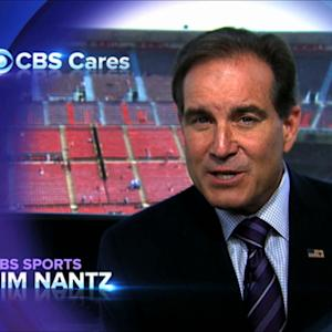 CBS Cares - Jim Nantz on Alzheimer's Disease