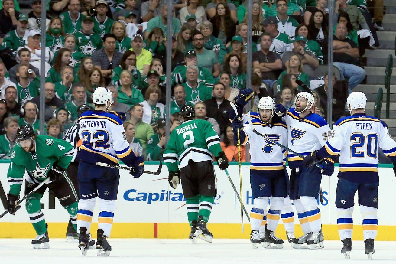 NHL playoff scores 2016: Penalties outdo otherwise winnable game for the Stars