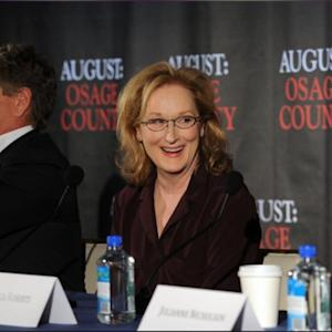 Meryl Streep Goes Gray!