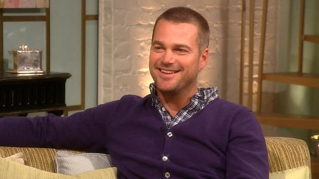 Chris O'Donnell On Why Plans For His Robin Spin-Off Movie Were Scrapped  -- Access Hollywood