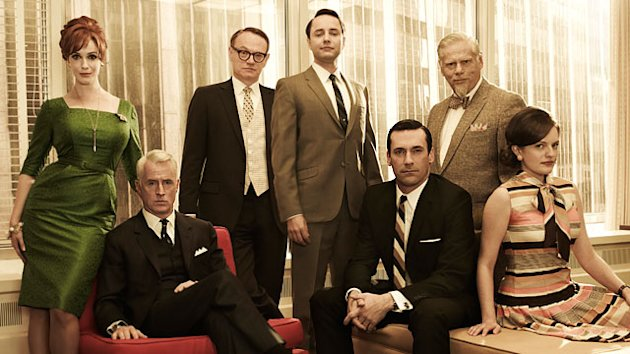 'Mad Men' Premiere Date, Revealed!
