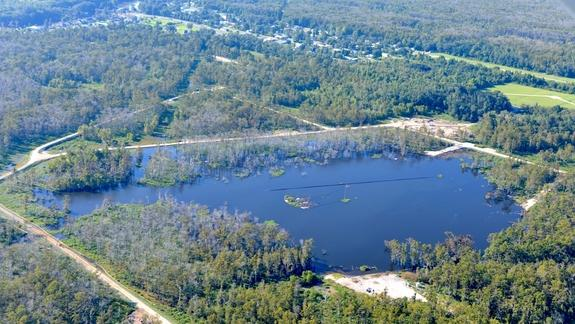 Gas-Charged Earthquakes Linked to Mysterious Louisiana Sinkhole