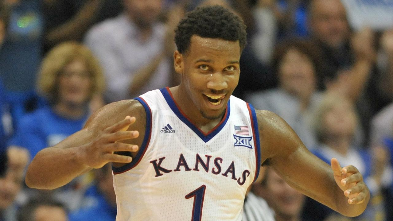 Kansas rallies to beat West Virginia in OT and win Big 12