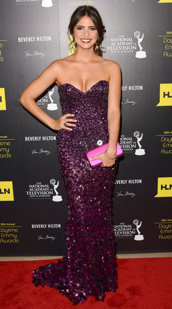 Shelley Henning at the 2012 daytime Emmy Awards