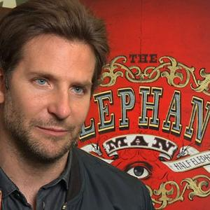 Bradley Cooper Is Broadway's 'Elephant Man'
