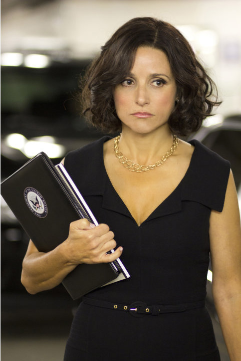 "Lead Actress in a Comedy Series: Julia Louis-Dreyfus, ""Veep"""