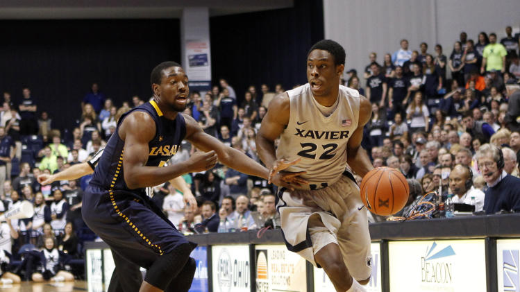 NCAA Basketball: La Salle at Xavier