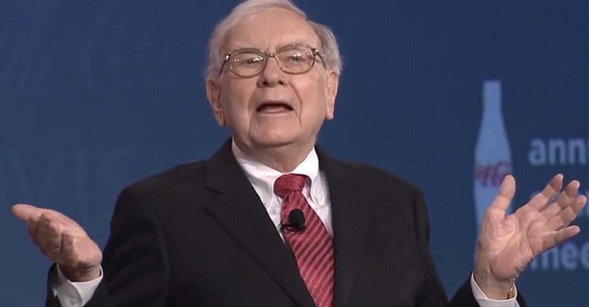 """Buffett Admits This Technology's a """"Real Threat"""""""