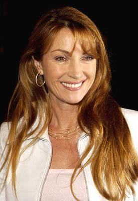 Jane Seymour at the Hollywood premiere of Warner Brothers' Showtime