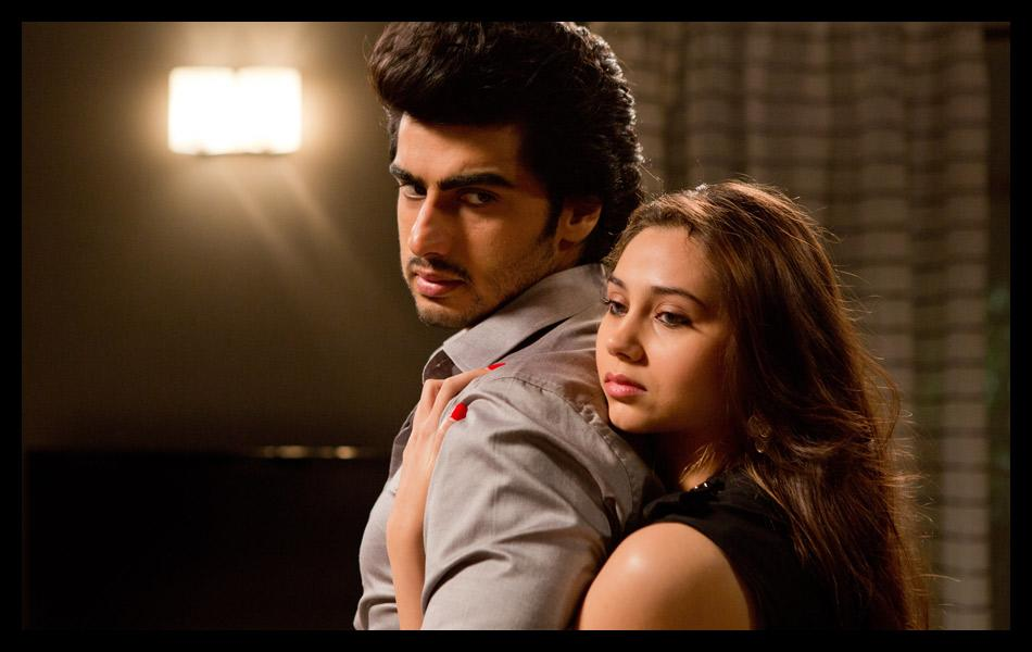 Arjun Kapoor ups his style quotient