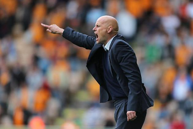Stale Solbakken is feeling the heat at Wolves