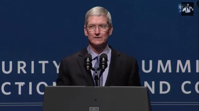 Tim Cook to governments: Lay off our privacy