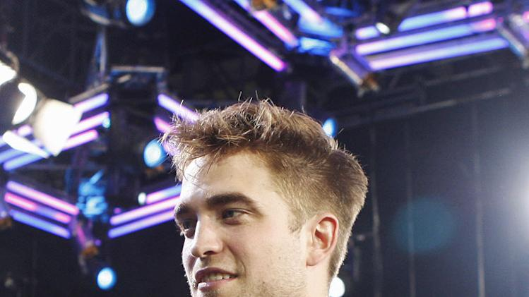 "Robert Pattinson on ""Jimmy Kimmel Live's Twilight Saga: Total Eclipse of the Heart."""
