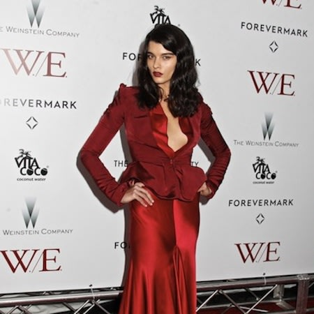 Crystal Renn: I don't worry about my body