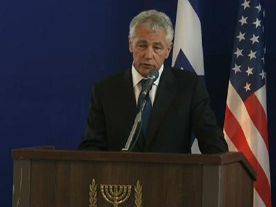 Hagel: Iran Sanctions 'Deep and Potent'
