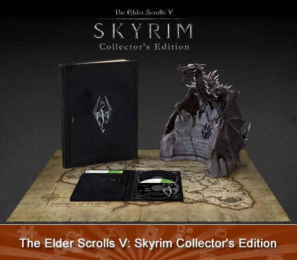 The Elder Scrolls V: Skyrim Collector's Edition