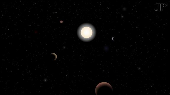 Potentially Habitable Planet Detected Around Nearby Star