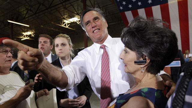 Democrats Hit Mitt Romney for Comment on Teachers, First Responders