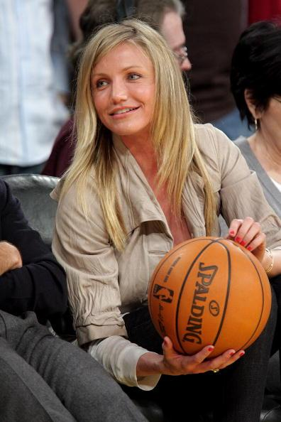 Lakers - Cameron Diaz