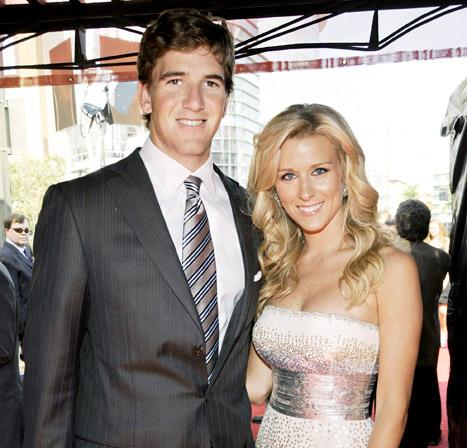 "Eli Manning's Wife Abby Pregnant With Second Child: ""We're All Very Excited"""
