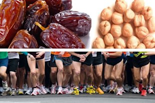 vegan diet athlete, runner, marathon