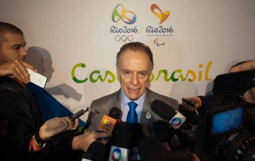 Carlos Nuzman, President of the Rio 2016 Organising Committee