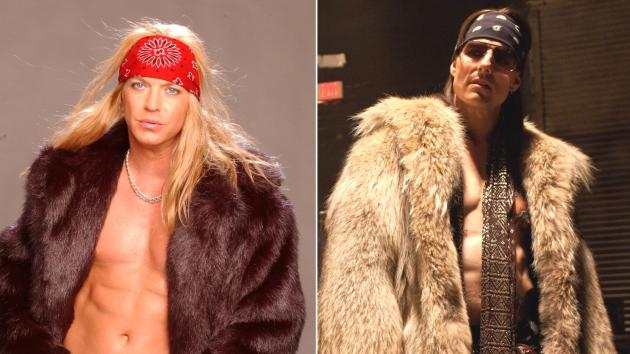 Bret Michaels/Tom Cruise in 'Rock of Ages' --